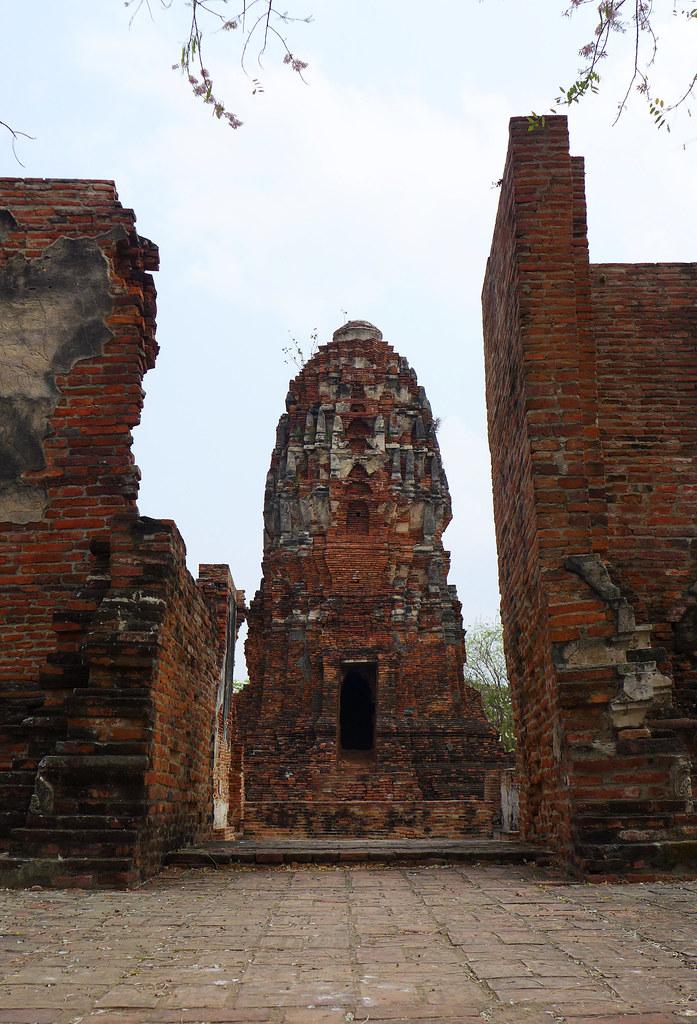 Thaïlande - Ayutthaya - 045 - Wat Maha That