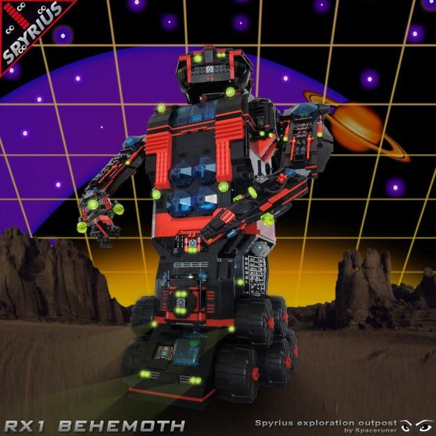 RX1 - Behemoth