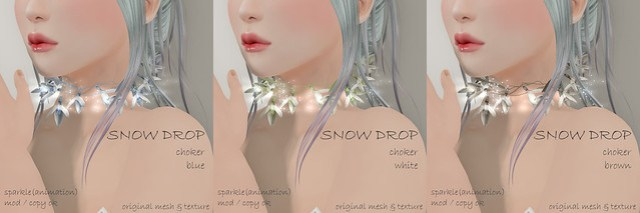 NAMINOKE SnowDrop