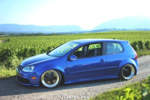 #19_NUNO mk5 vw golf r32 oz futura stance stancecrew | Flickr