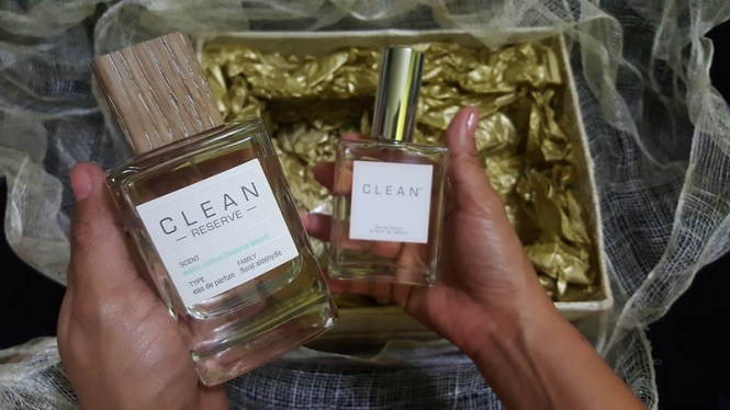 Clean Reserve Sustainable Fragrance