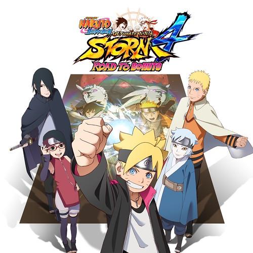 Naruto Shippuden: UNS4 Road to Boruto