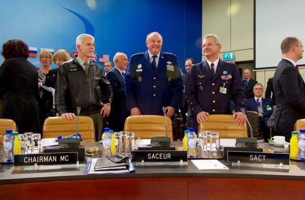 Supreme Allied Commander Europe Breedlove Stands With Czec ...