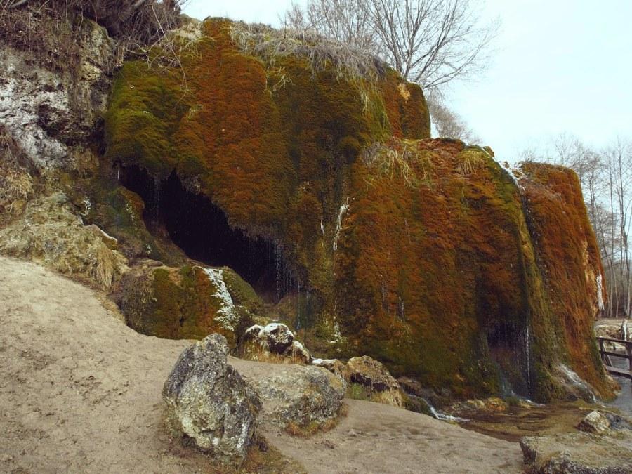 Dreimühlen Wasserfall (Vulkaneifel)