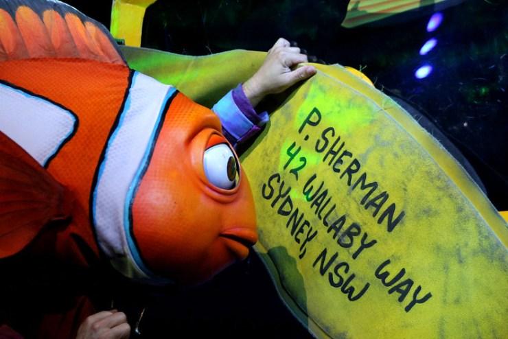 Finding Nemo the Musical Animal Kingdom Oct 2016 11