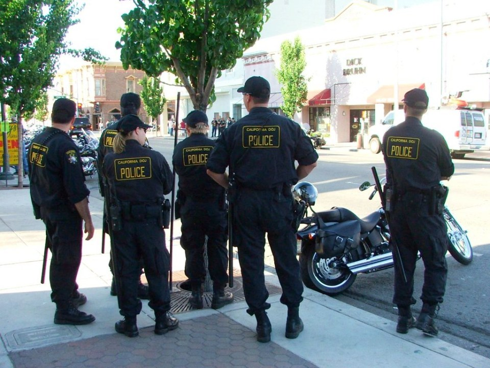 Image result for California Police