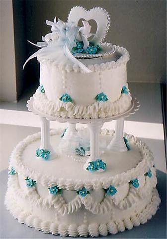 Wilton Class Wedding Cake Wedding Cake For The 3rd