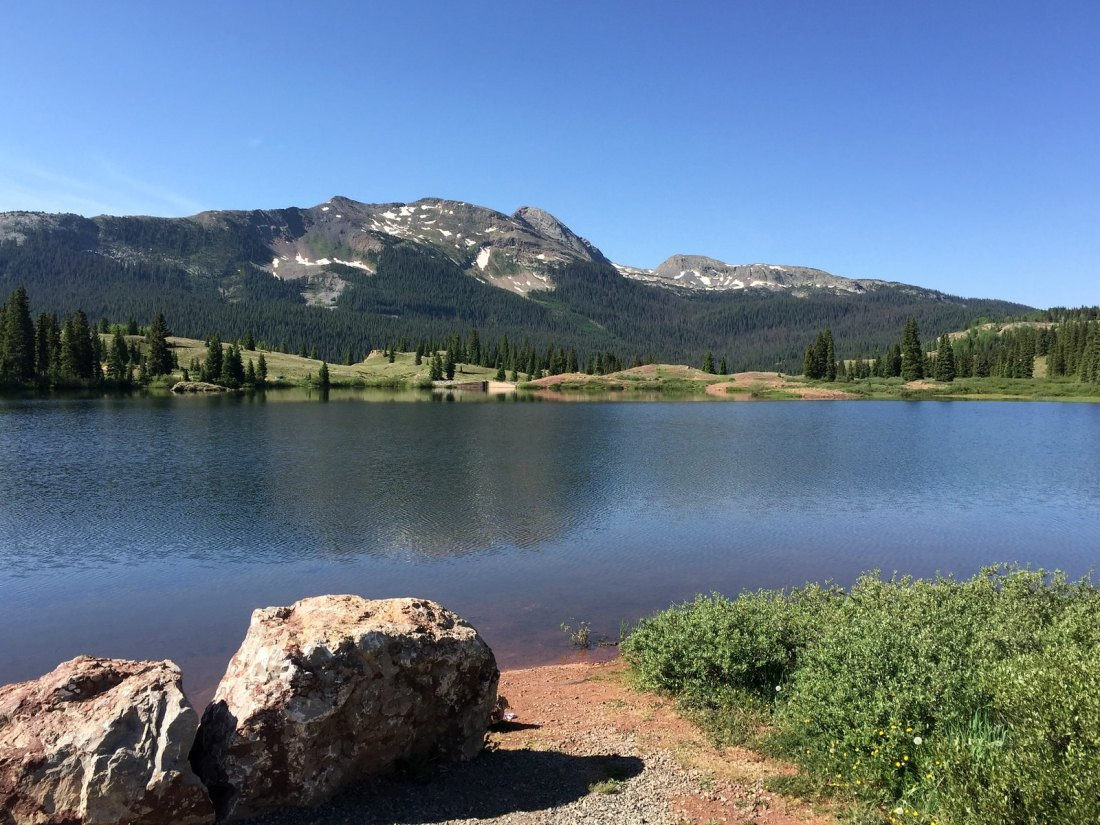 Molas Lake Campground 5