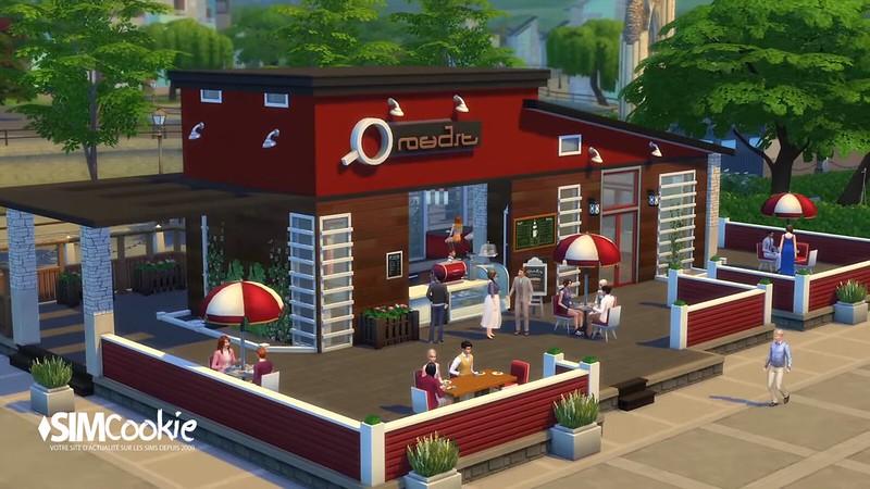 Les Sims 4 Windenburg