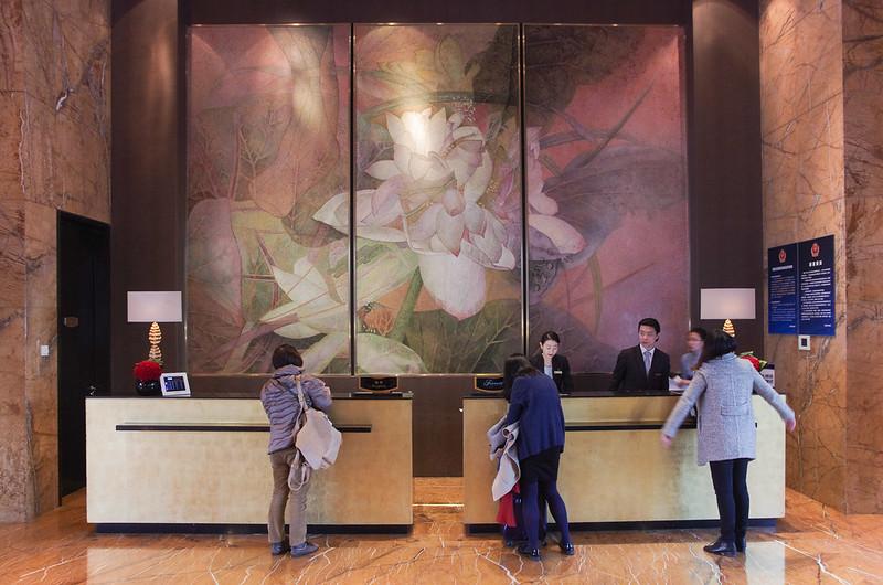 fairmont beijing lobby