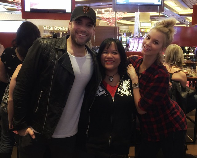 With Tyler & Sabina