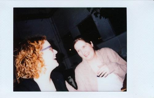 Marlies and Elsbeth
