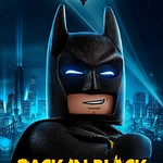 The LEGO Batman Movie Batman Poster