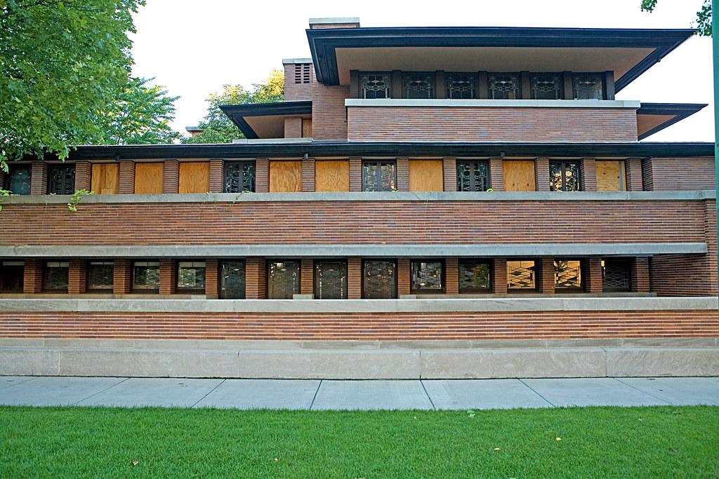 Robie House Robie House Designed By Frank Lloyd Wright