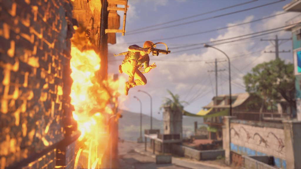 Uncharted 4: A Thief's End - Multiplayer Reveal Trailer 7