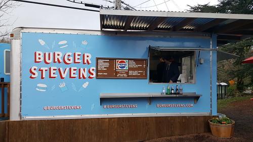 burger food cart portland