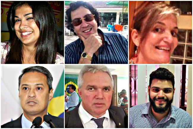 Holofotes em 6 VIPs. Márcia, Tremonte, Marla, Jardel, Jailson e Barrudada, fotos de Márcia, Tremonte, Marla, Jardel, Jailson e Pablo