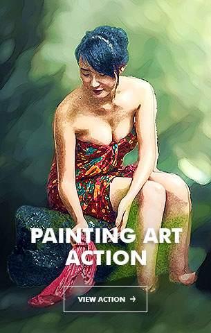 Ink Spray Photoshop Action V.1 - 93
