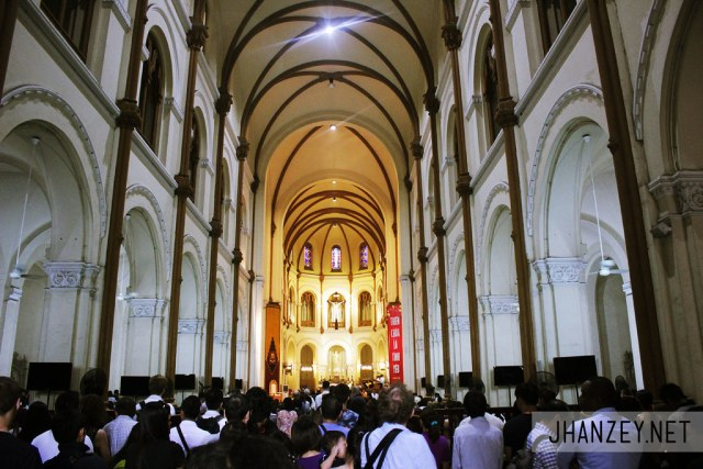 Notre Dame Cathedral - Ho Chi Minh City, Vietnam
