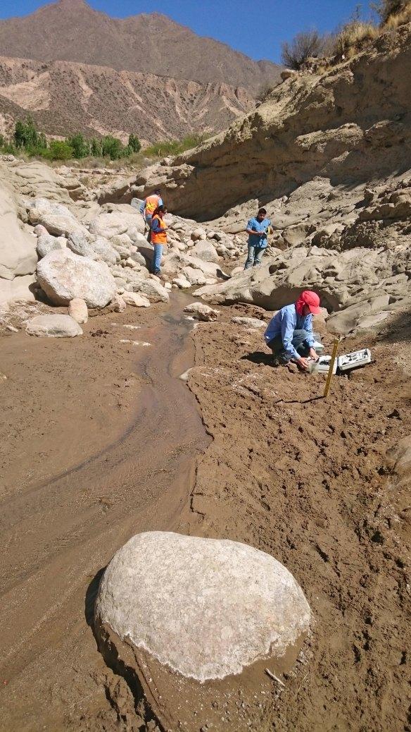 Minera Alumbrera Día Mundial del Agua
