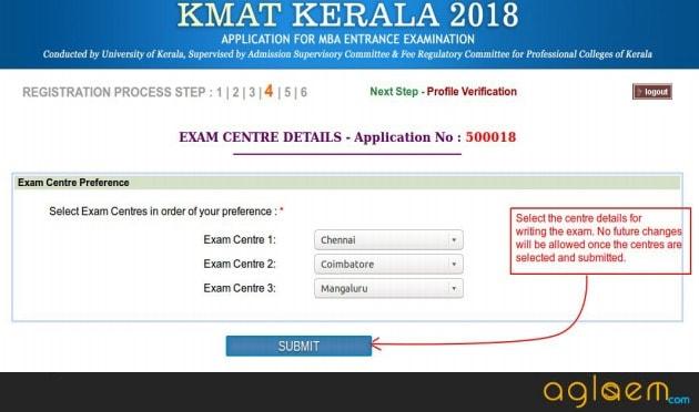 KMAT Kerala 2018 Registration for June Exam