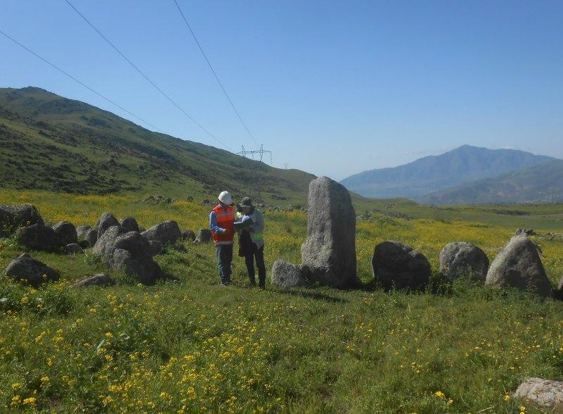 Cuidado del patrimonio arqueológico