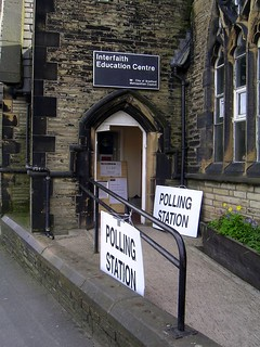 Go and vote at your local Polling Station!