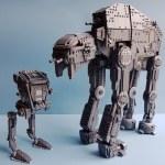 Star Wars Lego Star Wars UCS AT-M6 #3   youtu.be/dSypFiA8ekM ...