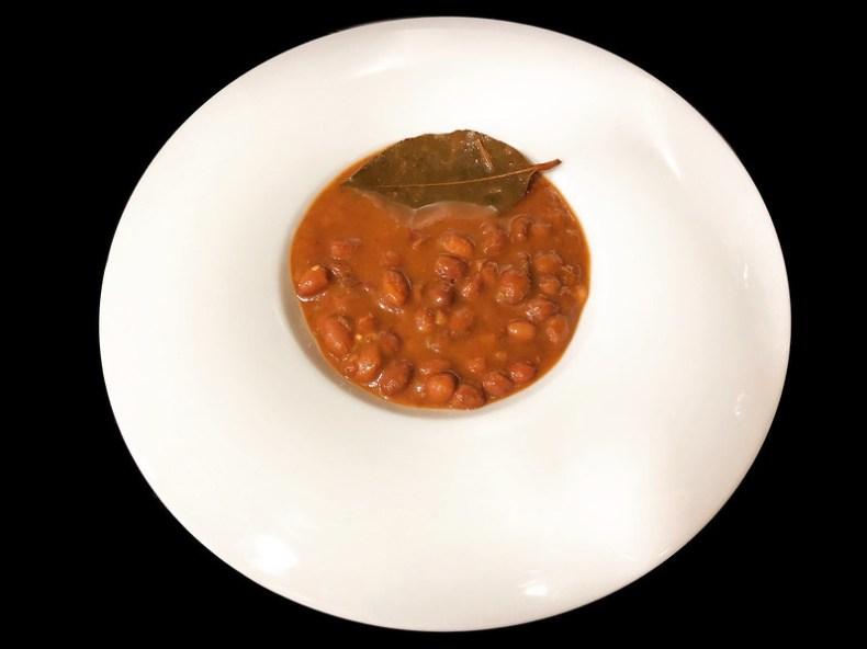 Carico montañes. La legumbre cantabrona para gourmets. Chef koketo