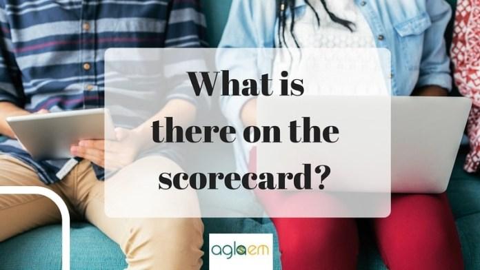 NMAT 2018 Scorecard