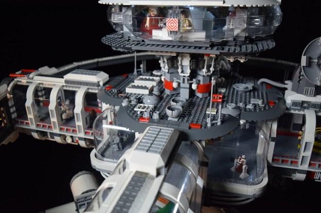LEGO Star Wars Rebel Space Station