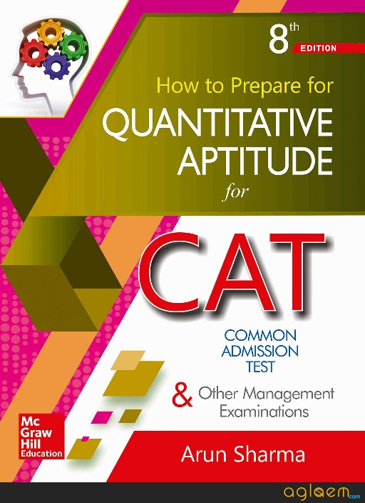 CAT Quantitative Ability Preparation Books