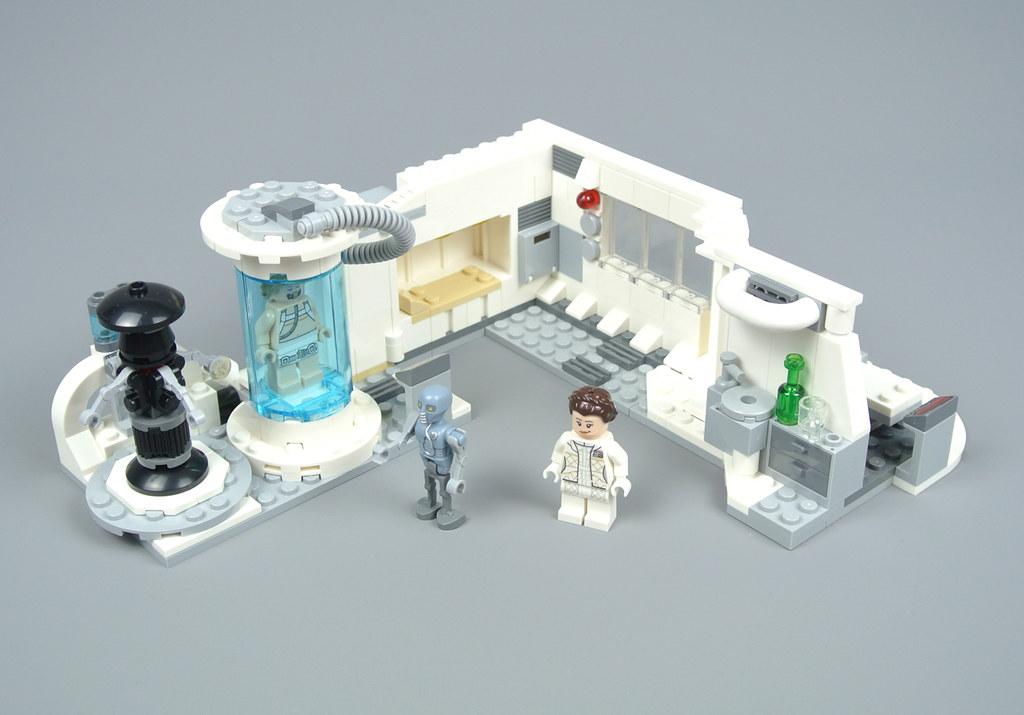 Lego Star Wars Tm Hoth Medical Chamber 75203 Building Set