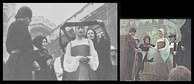 Katherine Howard Execution Costume Katherine Howard