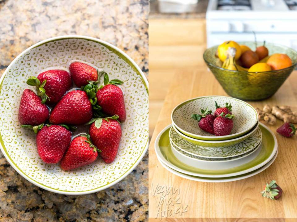 Make thisRefreshing Strawberry Turmeric Salad to wow your eyes and stomach with bold colors and flavor! Easy to put together and allergy-friendly.