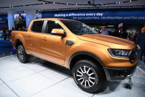 Ford Ranger Pickup  2018 North American International Aut