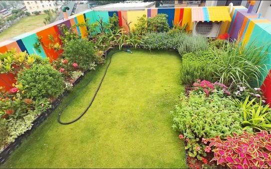 節能隔熱又可種菜 高雄市民改造綠屋頂有「撇步」 | 臺灣環境資訊協會-環境資訊中心