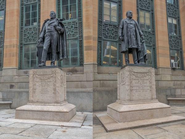 City Hall Statues (Buffalo, New York) | Buffalo City Hall ...