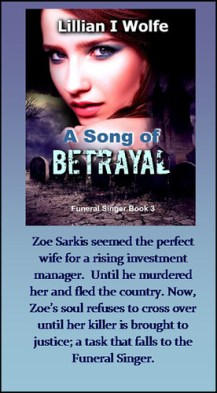 Bookmark for A Song of Betrayal