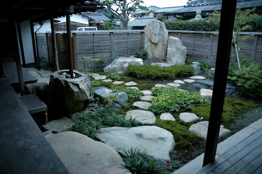 Japanese House Garden Yuki Yaginuma Flickr