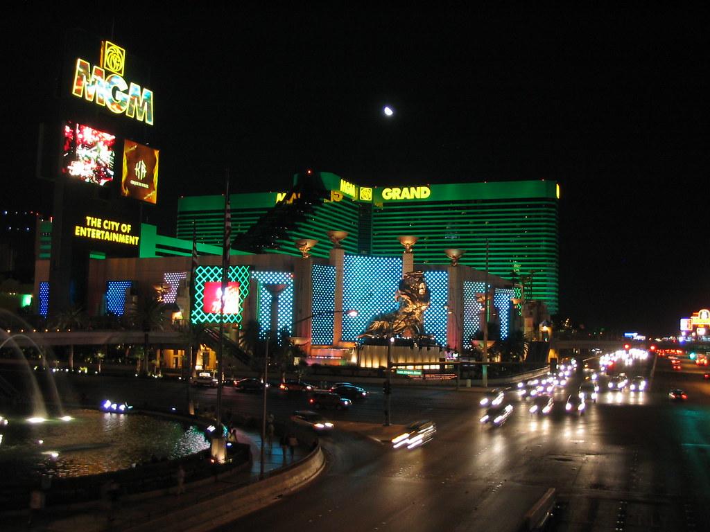 Mgm Grand Las Vegas Las Vegas Nevada The Mgm Grand Las