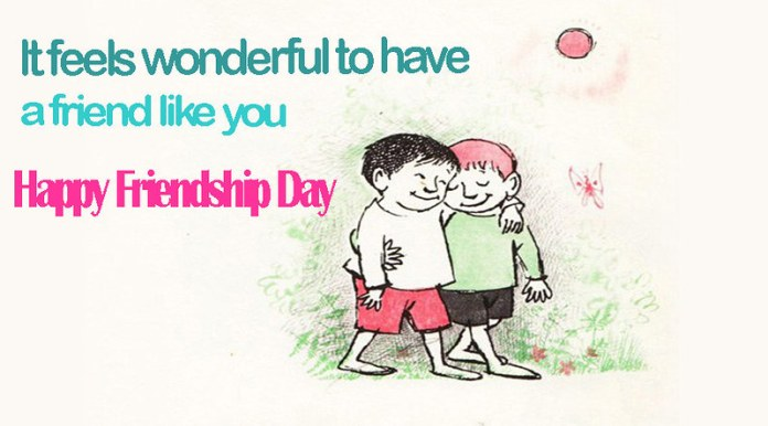 happy friendship day messages and quotes