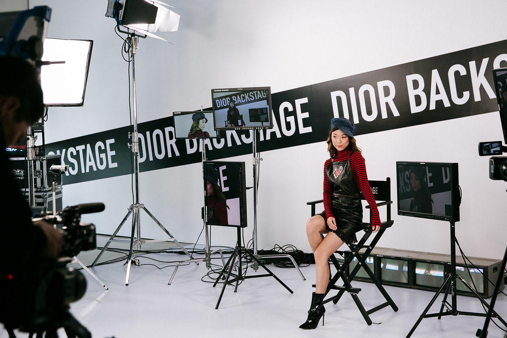 Dior Backstage Launch in Seoul - The DC Edit