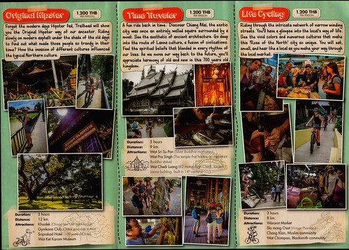 Brochure Trailhead - Day Tours Chiang Mai Thailand 4
