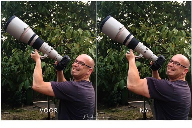 Het resultaat van een week met de EF 800mm fotograferen