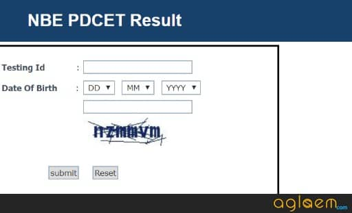 DNB PDCET Result July 2018   DNB PDCET Result June 2018   Check Here