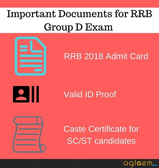 RRB Ahmedabad Hall Ticket