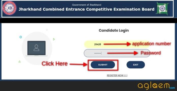 JEECE Application Form 2018