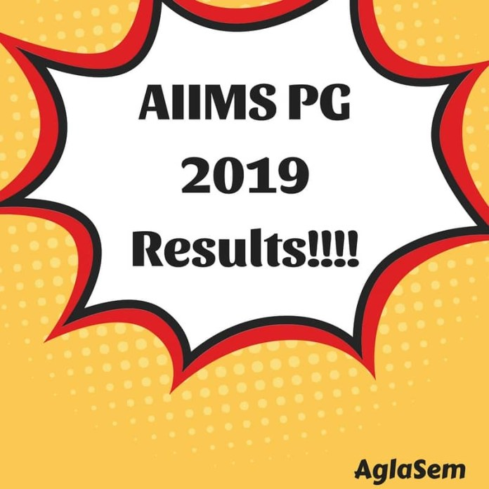 AIIMS PG 2019 Important Dates: Exam Date, Application Form Date, Result Date