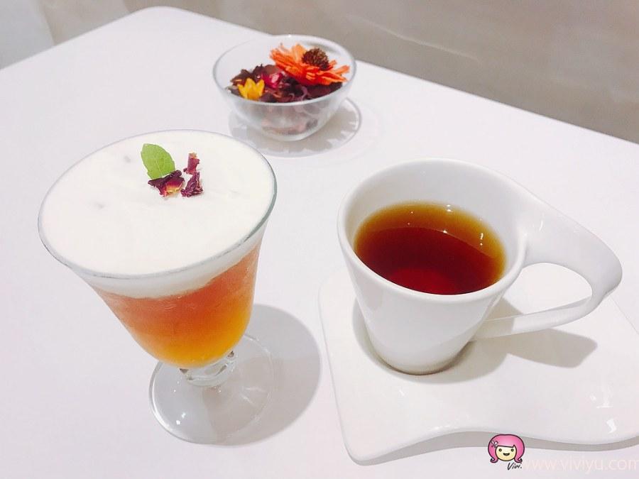 Nuageクラウド雲朵鬆餅,桃園下午茶,桃園火車站,桃園甜點,桃園美食 @VIVIYU小世界